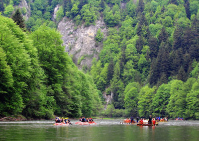 Descente-de-la-Dunajec