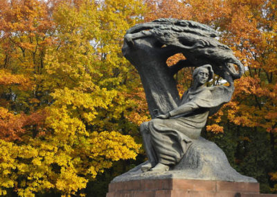 Monument Chopin