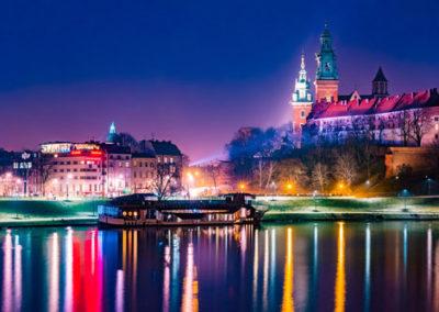 Sylvestre à-Cracovie
