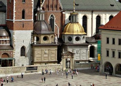 wawel-cracovie