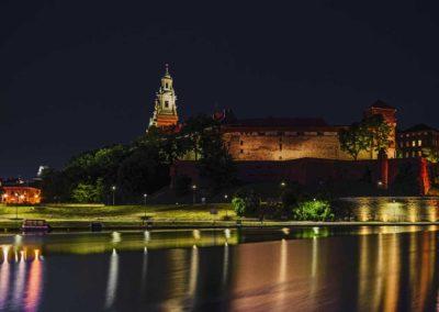Cracovie - château de Wawel